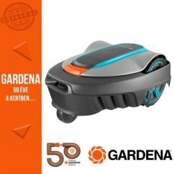 GARDENA SILENO city 400 robotfűnyíró (Bluetooth modell)
