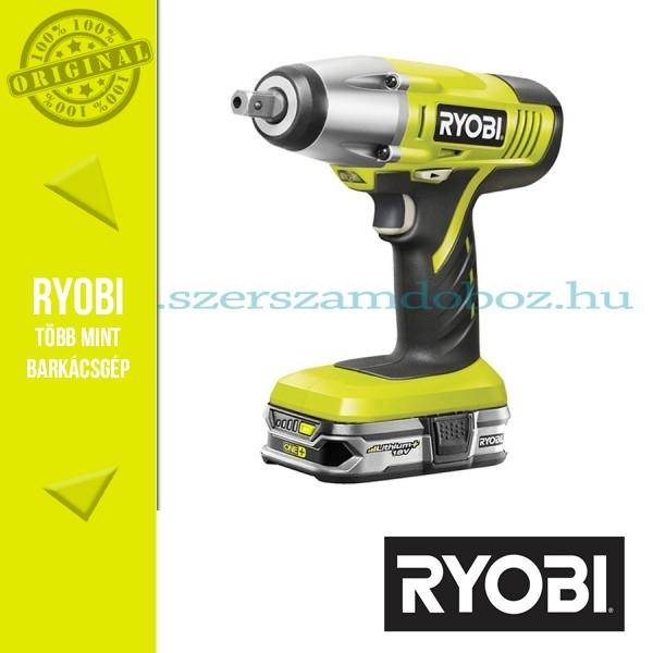 Ryobi BIW180M 18V 2,5Ah akkus ütvecsavarbehajtó
