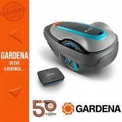 GARDENA SILENO city 250 robotfűnyíró (Smart modell)