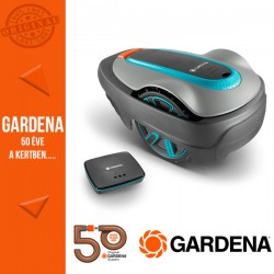 GARDENA SILENO city 500 robotfűnyíró (Smart modell)