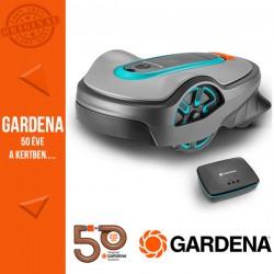 GARDENA SILENO life 1250 robotfűnyíró (Smart modell)
