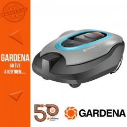 GARDENA SILENO+ 2000 robotfűnyíró (Standard modell)