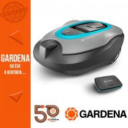 GARDENA SILENO+ 2000 robotfűnyíró (Smart modell)