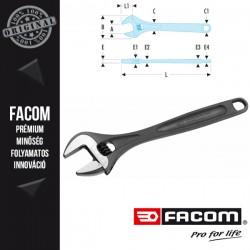 """FACOM Állítható csavarkulcs foszfátozott felülettel, fekete - 4"""" / 115 mm"""