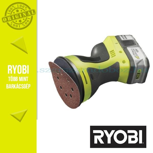 Ryobi CRO180MHG Excentercsiszoló 2x 4,0Ah