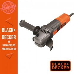 BLACK & DECKER 1200W, 125mm Sarokcsiszoló