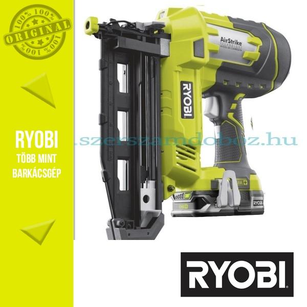 Ryobi R18N16G Szögbelövő szett (ONE+) 2x 1,5Ah