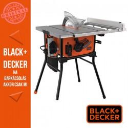 BLACK & DECKER 1800W, 254 mm asztali körfűrész