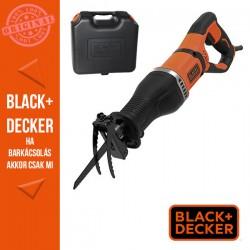 BLACK & DECKER 750W orrfűrész, ágrögzítővel + koffer