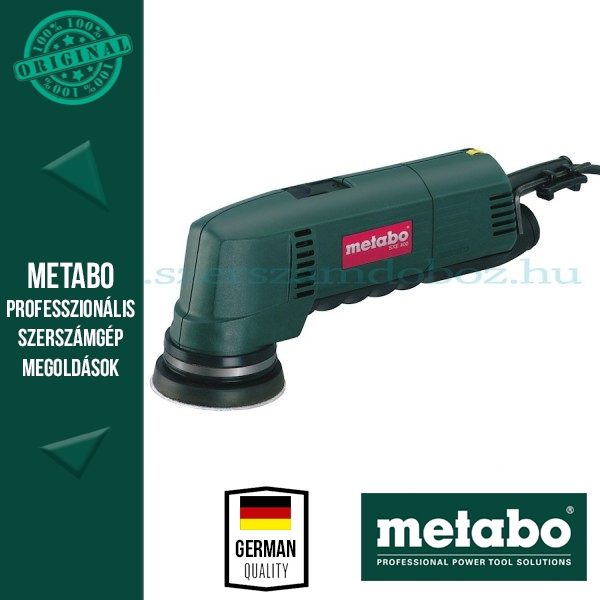 Metabo SXE 400 Excentercsiszoló