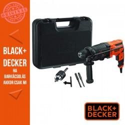 BLACK & DECKER 650W 1,4J SDS+  fúrókalapács + koffer