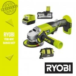 Ryobi R18AG-140S 18 V sarokcsiszoló 115mm