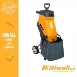 Riwall RES 2545 Elektromos ágaprító 2500W, késes