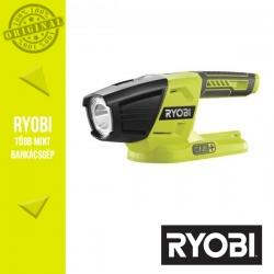 Ryobi R18T-0 18 V-OS akkumulátoros led zseblámpa alapgép
