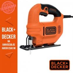 BLACK & DECKER 400W, dekopírfűrész