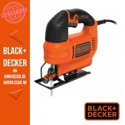 BLACK & DECKER 520W változtatható sebességű dekopírfűrész