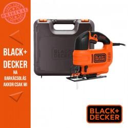 BLACK & DECKER 520W változtatható sebességű lengőlöketes dekopírfűrész