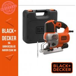 BLACK & DECKER 650W lengőpengés dekopírfűrész + koffer