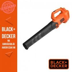 BLACK & DECKER 18V Li-Ion akkus lombfúvó akku és töltő nélkül