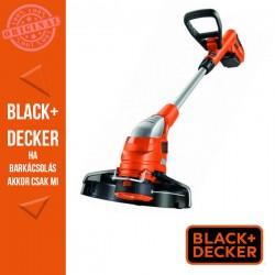 BLACK & DECKER 18V 2Ah Li-Ion akkumulátor fűszegélyvágó, 23 cm