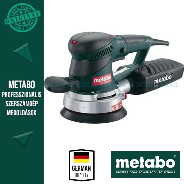 Metabo SXE 450 TurboTec Excentercsiszoló