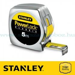 Stanley PowerLock mérőszalag 5 m
