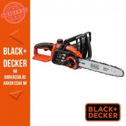 BLACK & DECKER 36V 2 Ah Li-Ion akkumulátoros láncfűrész, 30cm pajzshossz