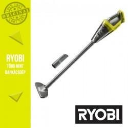 Ryobi R18HVF-0 One Plus kézi porszívó alapgép padlóápoló készlettel