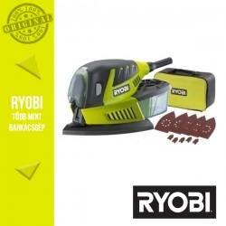 Ryobi RPS100-S 100 W deltacsiszoló szerszámtáskában