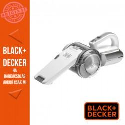 BLACK & DECKER Morzsaporszívó 18V Li-Ion elforgatható szívófejjel