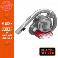 BLACK & DECKER 10,8V LI-ION akkumulátoros flexi morzsaporszívó, 20W