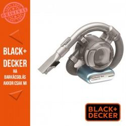 BLACK & DECKER 14,4V LI-ION akkumulátoros flexi morzsaporszívó, 25W