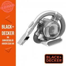 BLACK & DECKER 18V LI-ION akkumulátoros flexi morzsaporszívó, 25W