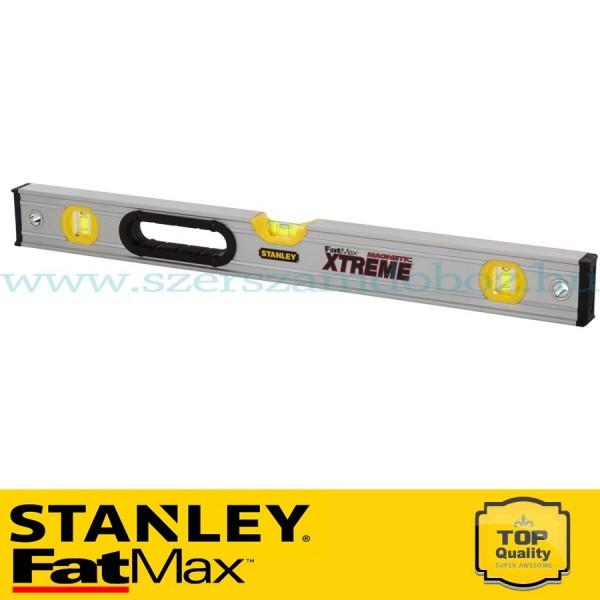 Stanley FATMAX Xtreme mágneses vízmérték 60 cm