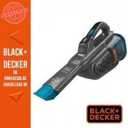 BLACK & DECKER 12V/2.0 Ah morzsaporzsívó falra szerelhető töltőállomással