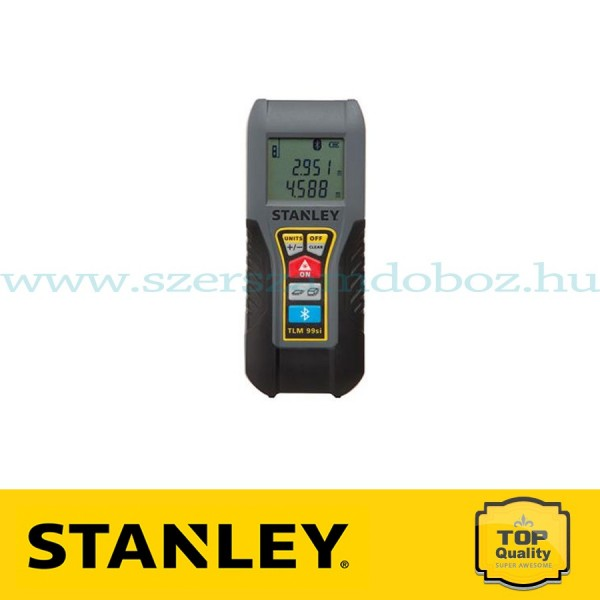 Stanley TLM 99SI Lézeres távolságmérő