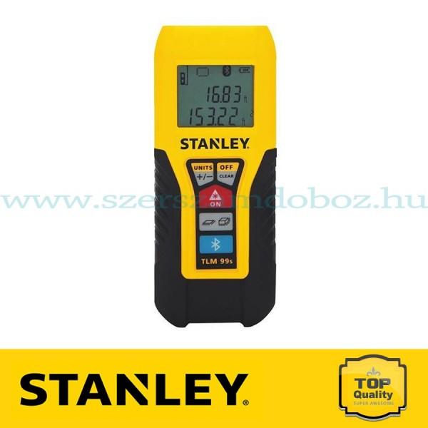 Stanley TLM 99S Lézeres távolságmérő