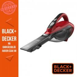 BLACK & DECKER 10.8V 1.5Ah Li-Ion (16.2Wh) morzsaporszívó cyclonic funkcióval, töltőkábellel