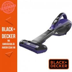 BLACK & DECKER 10.8V 2.5Ah kéziporszívó állatszőr takarításához