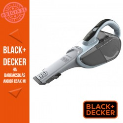 BLACK & DECKER 10.8V 2.5A LITIUM-ION KÉZIPORSZÍVÓ