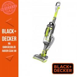 BLACK & DECKER Multipower Pro Akkus porszívó - 54Wh (21,6V/2,5Ah) Lithium 2in1,Dual HEPA szűrőrendszerrel