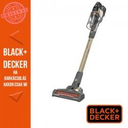 BLACK & DECKER 36V 2Ah Li-Ion, 4:1ben kéziporszívó, 400mA gyorstöltővel, 2:1ben résszívó fúvókával, kárpitkefével