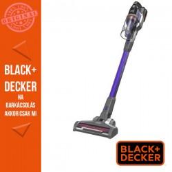 BLACK & DECKER 36V 2Ah Li-Ion, 4:1ben kéziporszívó, 2:1ben résszívó fúvókával, állatszőr takarítására szolgáló kefével