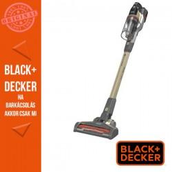 BLACK & DECKER 36V 2,5Ah Li-Ion 4:1ben porszívó, gyorstöltővel, fali konzollal, csereakkuval