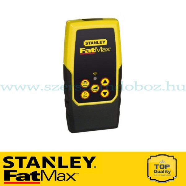 Stanley FATMAX RC100 Rotációs lézer távirányító