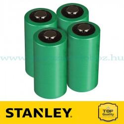 Stanley Tölthető elem C 4 db