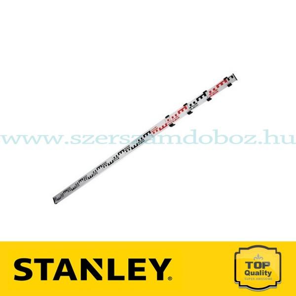 Stanley AR-52 Alumínium szintezőléc 5 m