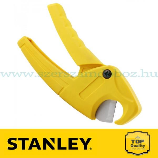Stanley Műanyag csővágó