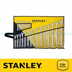 Stanley Csillag-villáskulcs készlet tartóban 23 részes