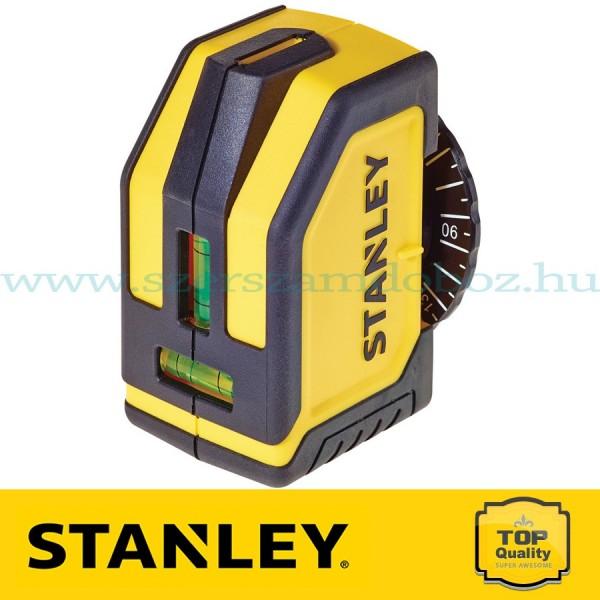 Stanley Manuális fali lézer